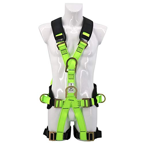 in budget affordable ZBHW scaffolding and fall protection set. Whole body fall prevention sheet.