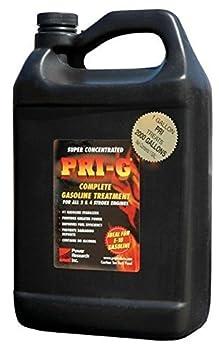 PRI-G Fuel Stabilizer- 6 PACK CASE UNIT - Each Gallon Size Unit Treats 2040 Gallons of Fuel