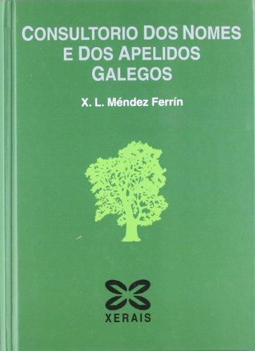 Consultorio dos nomes e dos apelidos galegos