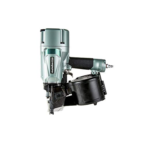 Metabo HPT Coil Framing Nailer | Pneumatic | Coil Nails - 2-Inch up to...