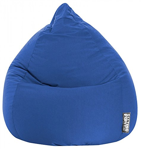 SITTING POINT only by MAGMA Sitzsack Easy XL ca. 220 Liter dunkelblau