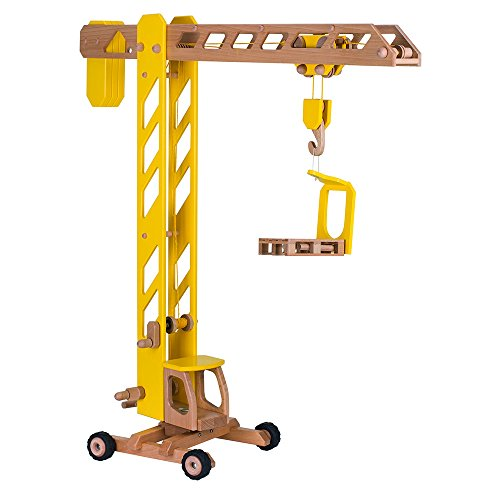 Goki - 2041280 - Figurine Transport Et Circulation - Grue