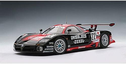 1997 Nissan R390 GT1 LeMans  Unisia Jecs  R.Patrese E.Van De Poele A.Suzuki  22 1 18