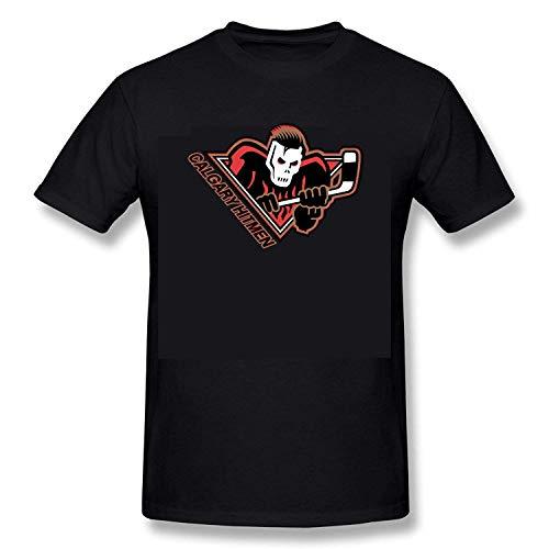 Free World Calgary Hitmen Camiseta para Hombre