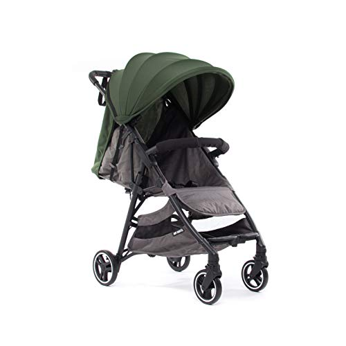 Baby Monsters- Silla ligera de Paseo Kuki 2 2020 + Pack Color -(Forest)
