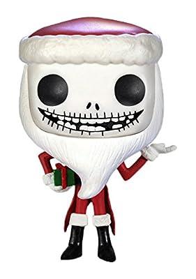 Pop. Père Noël Jack Skellington figurine en vinyle