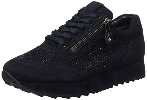 Kennel und Schmenger Kennel und Schmenger Damen Cat Sneaker, Blau (Ocean/Black Sohle Ocean), 40.5 EU