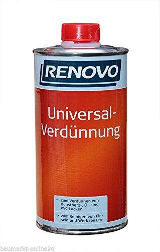 Universal-Verdünnung 500 ml Farblos Renovo