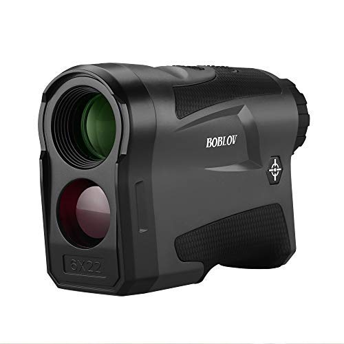 BOBLOV 650Yards Golf Rangefinder with Pinsensor Support...