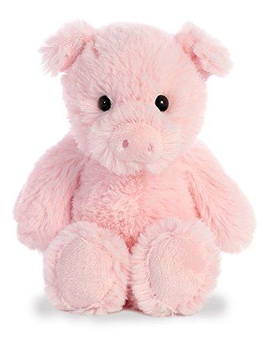 Aurora - Cuddly Friends - 8  Pig   Pink