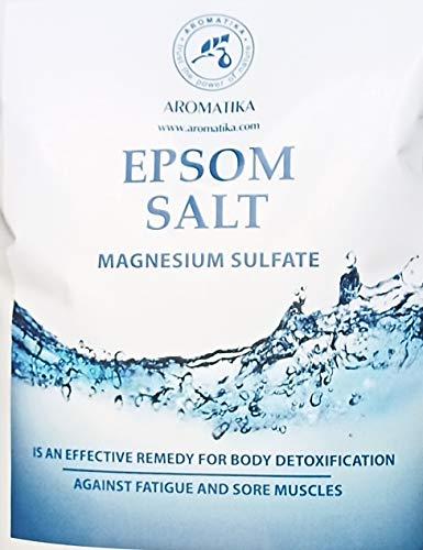 Badzout 3kg ''Epsom'' zeezout, voor spieren & gewrichten - verlicht pijnlijke spieren - ontspanning - verzachtend en verwarmend - spierpijn - vermoeidheid - huidverzorging - wellness - spa - huidverzorging