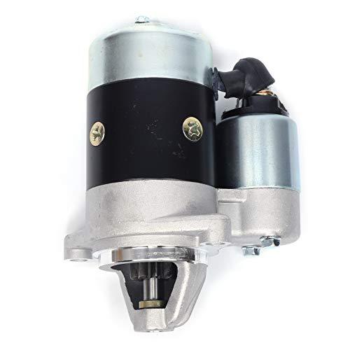 Jintaihua 12V 1.0KW Generator Motor, 8 Zähne Automotor Geeignet für luftgekühlten Dieselmotor 170F 188F