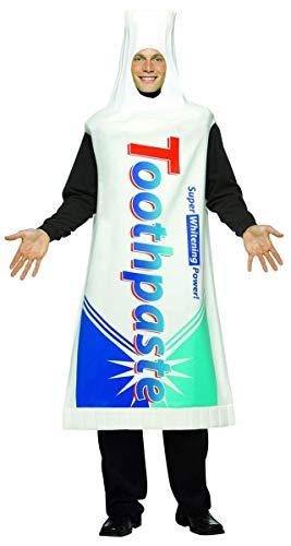 Kostüm Zahnpasta