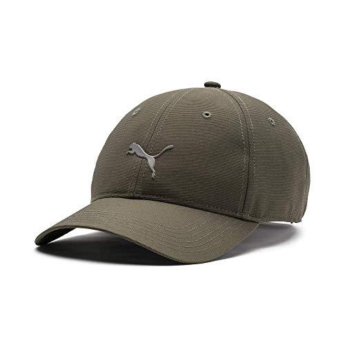 PUMA Golf 2018 Men's Pounce Adjustable Hat (Men's, Deep Lichen Green,One Size)
