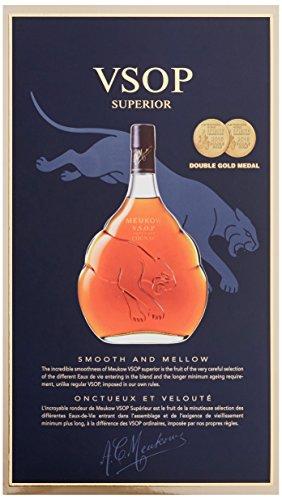 Meukow Cognac VSOP - 4