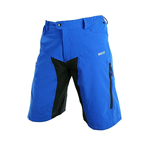 Lixada Hommes Shorts Cuissard de Compression de...