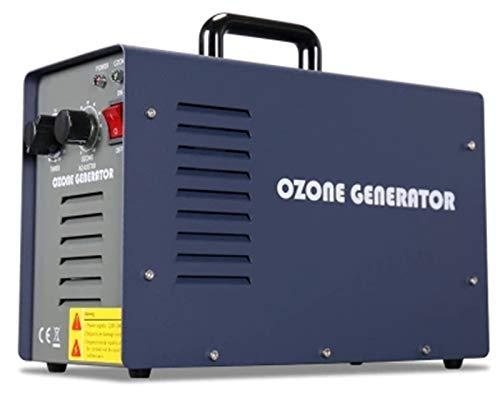NEWTRY 7g/h ozonizador potable ozonizador fabricante ozono generador máquina fuente de oxígeno (220V) CH-8T7G