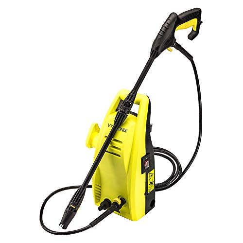 VYTRONIX High Pressure Washer Powerful 1500W Jet Wash For Car and Home Garden Patio Cleaner