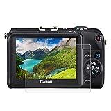 Funda Protectora cámara depor Película 2.5D 9H Premium de Vidrio Templado for Canon SX700, Compatible con Canon SX600 / SX610 / SX620 / SX720 / SX710 / IXUS230 / G15 / G16, Sony W