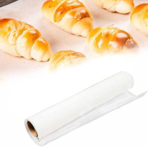 GloryMM High Temperature Silicone Oil Paper Pastry Healthy Cooking Mat Oil-absorbing Liners Oven Safe Baking Cookie Sheets