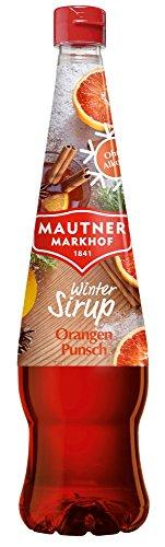 Mautner Markhof Orangenpunsch Sirup