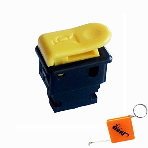 HURI Hupenknopf Hupe Schalter Knopf für Piaggio Sfera TPH NRG ZIP SKR Hexagon Hupe Schalter