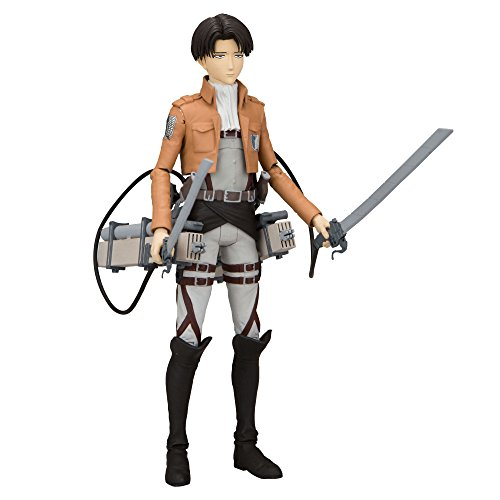McFarlane Toys Attack on Titan Levi Collectible Action Figure