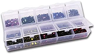 Hotfix Rhinestones, Afantti DIY Hotfix Flatback Glass Bedazzler Rhinestones for Crafts Self Adhesive DMC Stones Art Gem Hot Fix Rhinestones