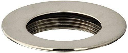 American Standard M962457-2950A FLANGE & WASHER F/EZ METAL DRAIN Satin Nickel