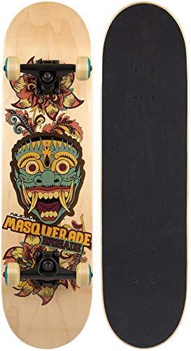 Nijdam Masquerade Brigade Skateboard