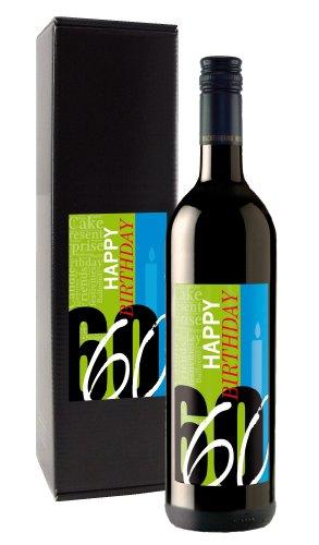 Wein-Geschenk \'60. Geburtstag\'
