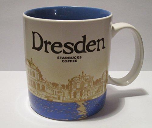 Starbucks Kaffeebecher Kaffee City Mug Tee Tasse Becher Icon Series Dresden Deutschland Germany
