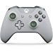 Xbox Wireless Controller - Grey/Green (Renewed)