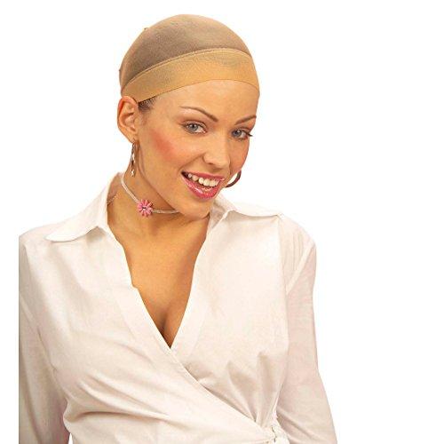 NET TOYS Filet à Cheveux pour Perruque Bonnet pour Perruque Filets à Cheveux Cheveux Filet Coiffe Filets pour Cheveux Carnaval Mardi Gras