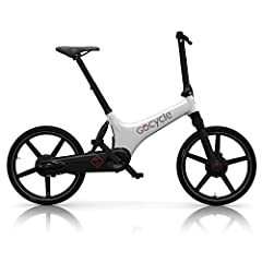 YOUR CHOICE OF ELECTRIC BIKE - Experience the fun of an electric bike for work, camping, or anywhere on the go. This ERGONOMICALLY DESIGNED FOLDING BIKE provides sturdy support with a Lithion-Ion battery built into the frame. Ergonomic handle and Pat...