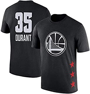 the latest b14bc eba9a T-shirt NBA T-shirts Golden State Warriors De Kevin Durant Lettres,  Chandails