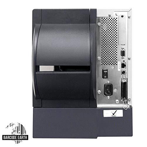 Zebra ZM400 Thermal Barcode Printer Parallel/Serial/USB/ENet ZM400-2001-0100T (Renewed) Photo #4