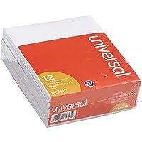 ユニバーサル®スクラッチパッドパッド、スクラッチ、3x 13センチ/ PK (パックof15)