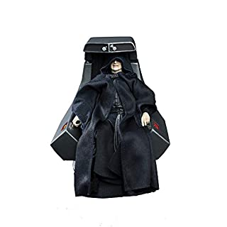 """Star Wars - The Black Series - 6"""" Emperor Palpatine Action Figure with Throne - Epdisode 6: Return of the Jedi Collectible (B07PYXZ6D9) 