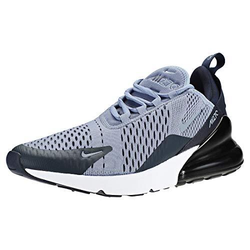 Nike Herren Air Max 270 Sneakers, Mehrfarbig (Ashen Slate/Ashen Slate/Black 001), 40 EU