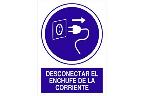 COFAN o81pl148105 – signaalveiligheid scheiden van het stopcontact van de stroom.