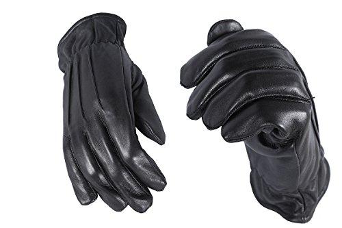 TacFirst Unisex Adult Einsatzhandschuh Highway Patrol Handschuhe, Schwarz, XL