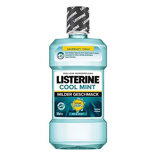 LISTERINE Cool Mint milder Geschmack Lösung 600 ml