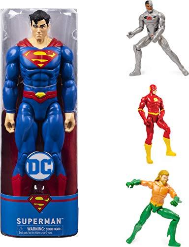 DC Comics Figura de acción de 30 cm (los Estilos Pueden Variar)