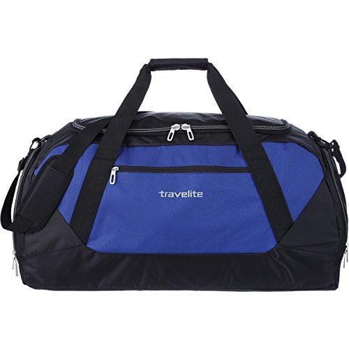 Travelite Kick Off XL, 6816-20 Reisetasche, 75 cm, 108 L, Blau