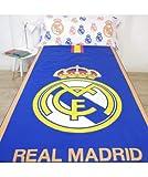 10XDIEZ Juego de sabanas Real Madrid 186003 - Medidas sabanas - 90