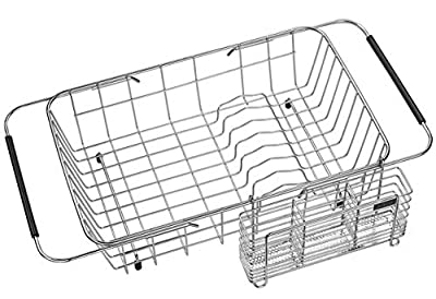 Sinlver Caddy Stainless Steel
