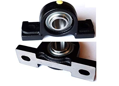 Premium Solid Base UCP207-20 Triple Seals ABEC3 Pillow Block Bearings 1-1/4 bore UCP207