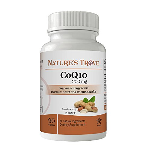 CoQ10 - Supports Energy Levels and Recovery. Coenzyme q10 - Promotes Heart Health & Immune Health. 200mg Strength CoQ10 - 90 Easy to Swallow Capsules. Made in the USA - GMP NSF Certified Facility - Kosher Certified ►► To SAVE EVEN MORE! Select our SU...