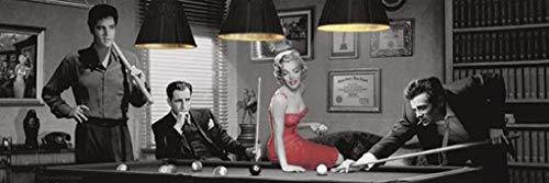 Pyramid America Legal Action Chris Consani Cool Wall Decor Art Print Poster 36x12